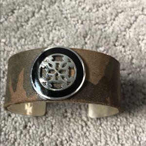 Rustic Cuff camouflage bracelet cuff